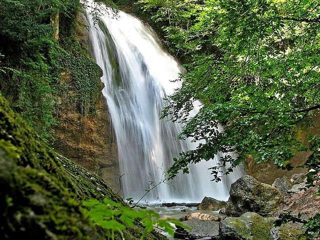 Водопад джур – джур